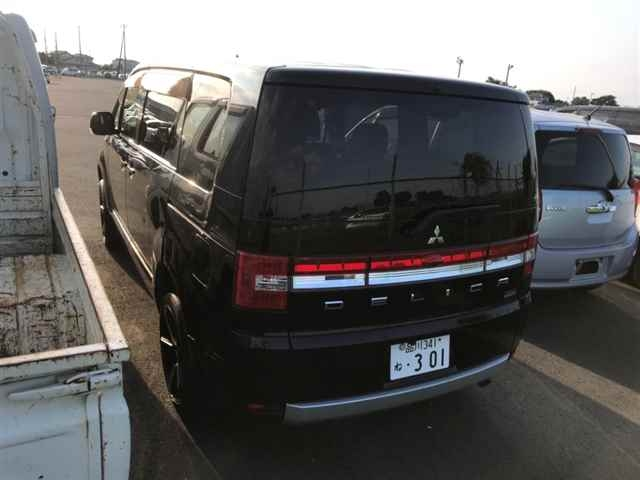 Import and buy MITSUBISHI DELICA D5 2014 from Japan to Nairobi, Kenya