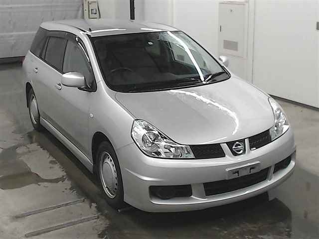 Import and buy NISSAN WINGROAD 2015 from Japan to Nairobi, Kenya