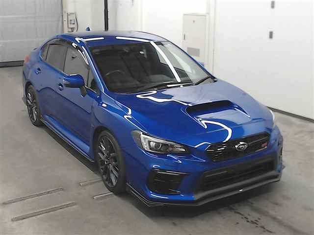 Import and buy SUBARU WRX 2017 from Japan to Nairobi, Kenya