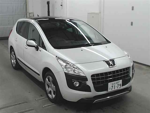 Import and buy PEUGEOT 3008 2014 from Japan to Nairobi, Kenya