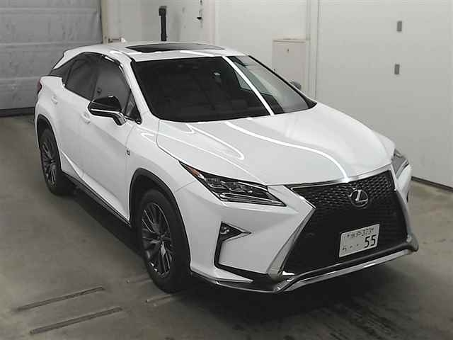 Import and buy LEXUS RX 2016 from Japan to Nairobi, Kenya