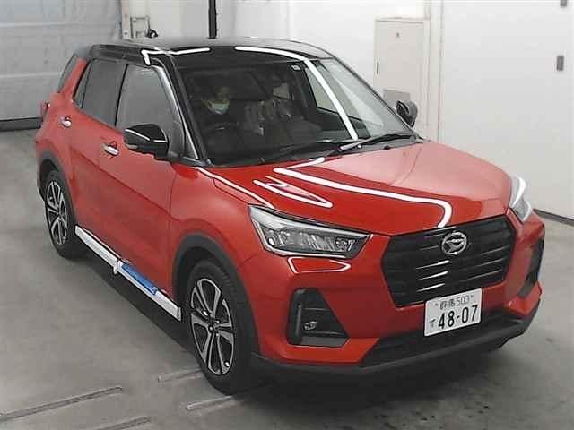 Import and buy DAIHATSU ROCKY 2020 from Japan to Nairobi, Kenya