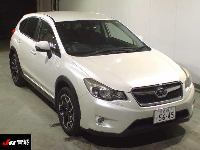 Import and buy SUBARU XV 2013 from Japan to Nairobi, Kenya