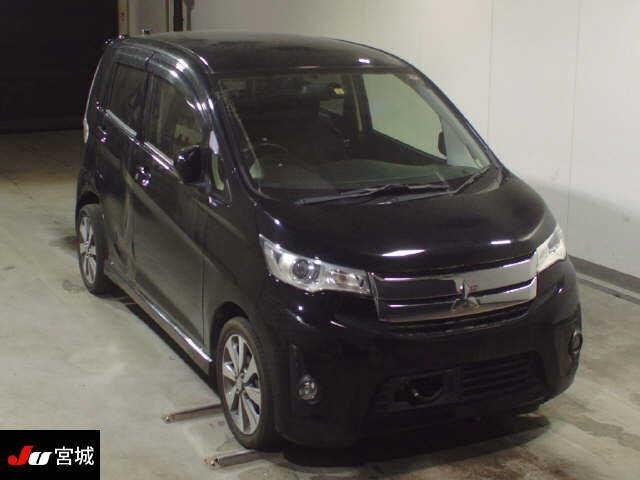 Import and buy MITSUBISHI EK CUSTOM 2014 from Japan to Nairobi, Kenya