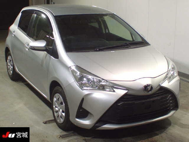 Import and buy TOYOTA VITZ 2017 from Japan to Nairobi, Kenya