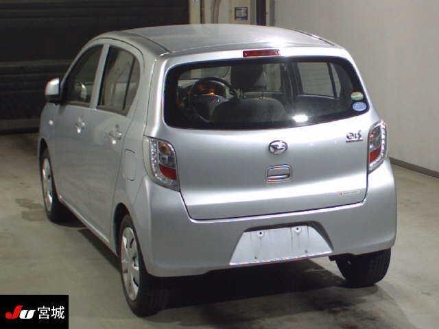 Import and buy DAIHATSU MIRA E S 2016 from Japan to Nairobi, Kenya