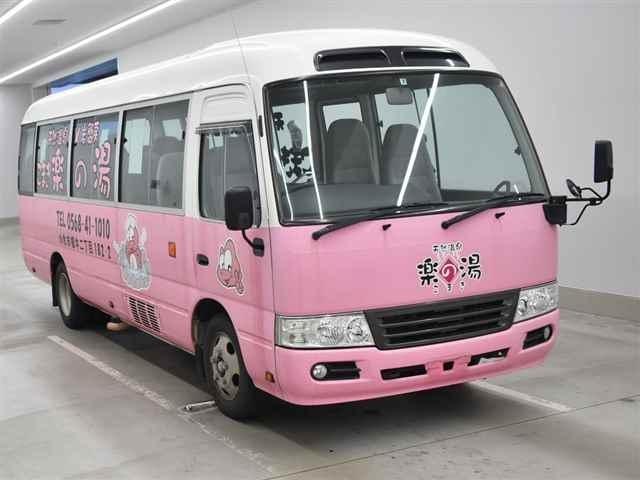 Import and buy TOYOTA COASTER 2014 from Japan to Nairobi, Kenya