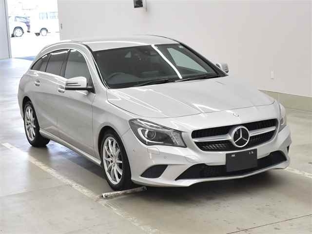 Import and buy MERCEDES BENZ CLA CLASS 2016 from Japan to Nairobi, Kenya