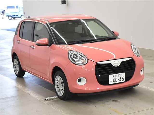 Import and buy DAIHATSU BOON 2019 from Japan to Nairobi, Kenya
