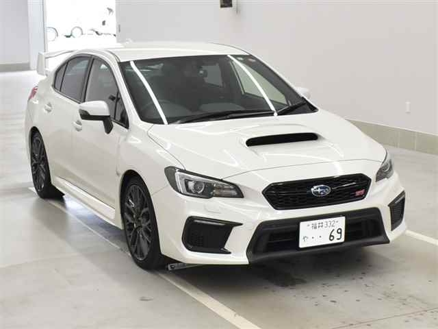 Import and buy SUBARU WRX 2019 from Japan to Nairobi, Kenya