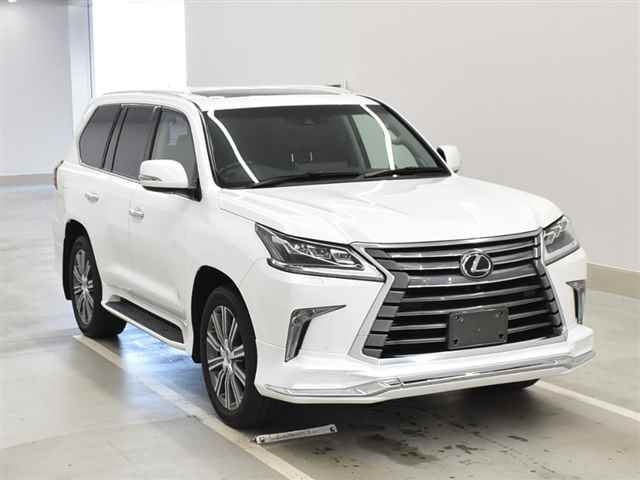 Import and buy LEXUS LX 2015 from Japan to Nairobi, Kenya