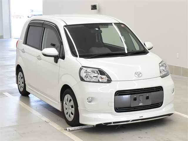 Import and buy TOYOTA PORTE 2015 from Japan to Nairobi, Kenya
