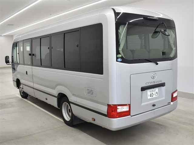Import and buy TOYOTA COASTER 2017 from Japan to Nairobi, Kenya