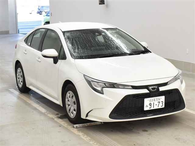 Import and buy TOYOTA COROLLA 2020 from Japan to Nairobi, Kenya