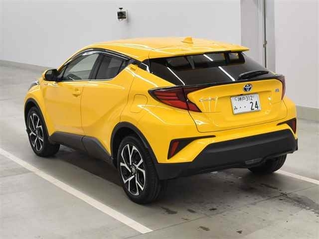 Import and buy TOYOTA C-HR 2020 from Japan to Nairobi, Kenya