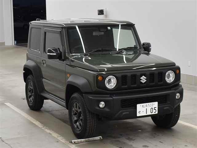 Import and buy SUZUKI JIMNY SIERRA 2019 from Japan to Nairobi, Kenya