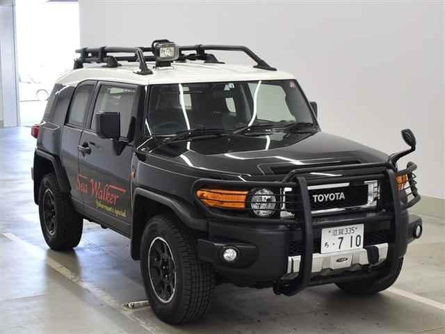 Import and buy TOYOTA FJ CRUISER 2014 from Japan to Nairobi, Kenya