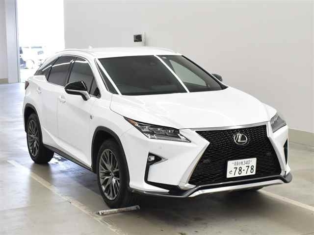 Import and buy LEXUS RX 2017 from Japan to Nairobi, Kenya