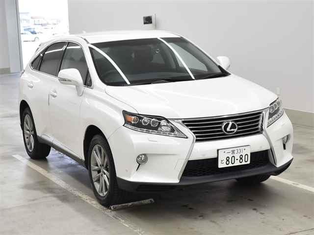 Import and buy LEXUS RX 2015 from Japan to Nairobi, Kenya