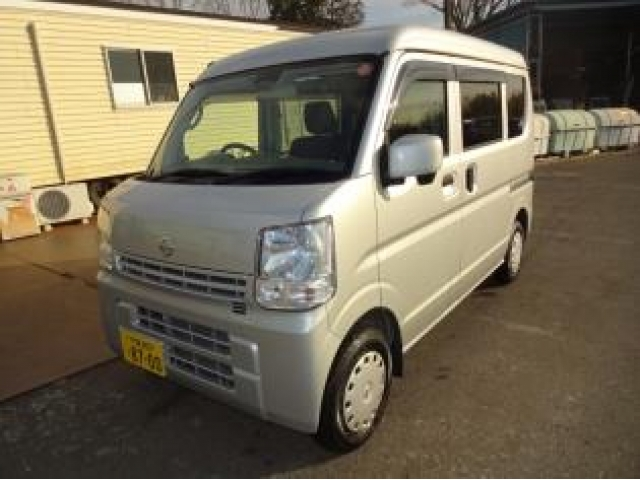 Import and buy NISSAN CLIPPER VAN 2015 from Japan to Nairobi, Kenya