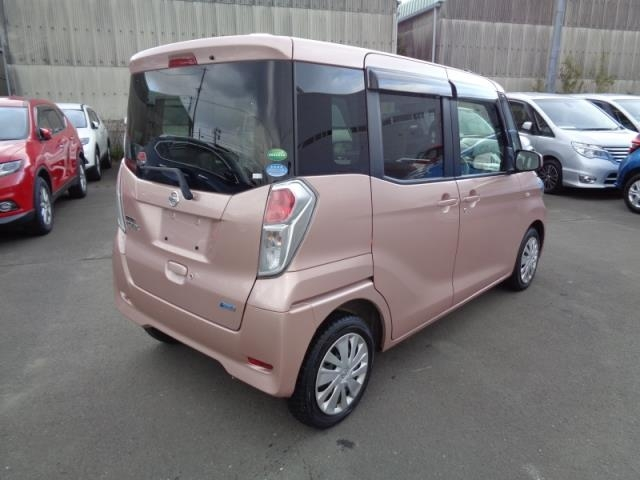 Import and buy NISSAN DAYZ ROOX 2015 from Japan to Nairobi, Kenya