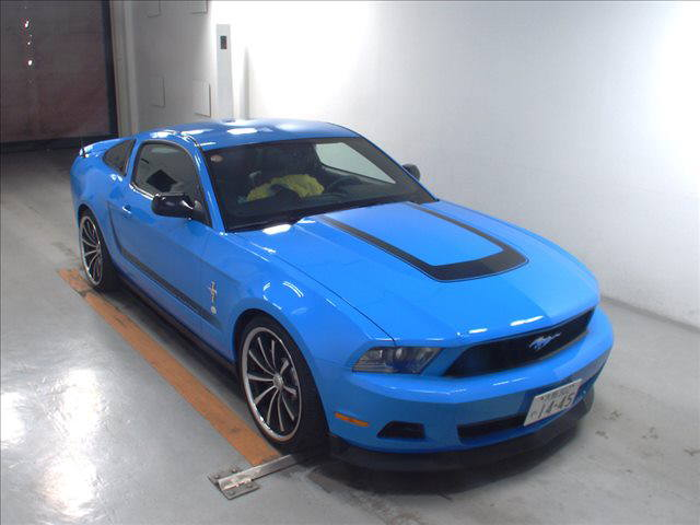 buy import ford ford mustang 2011 to kenya from japan. Black Bedroom Furniture Sets. Home Design Ideas