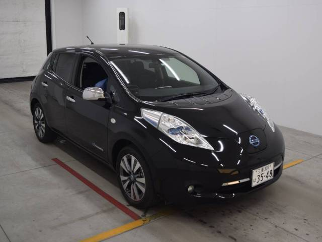 Would You Like To Import A Genuine Quality Nissan Leaf 2017 Direct From Auction In An