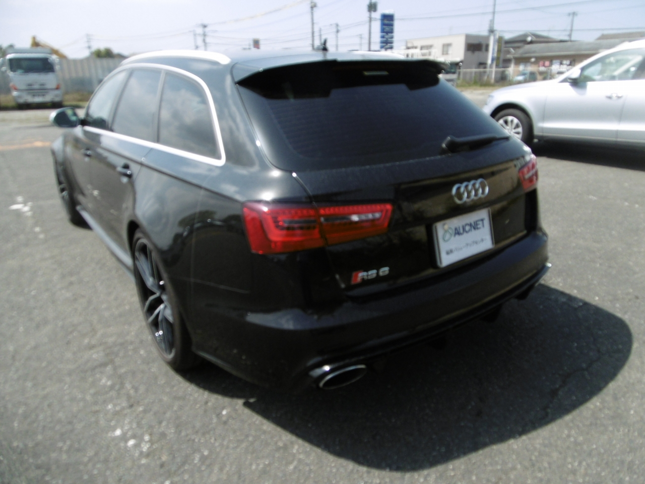 Import and buy AUDI RS6 2014 from Japan to Nairobi, Kenya
