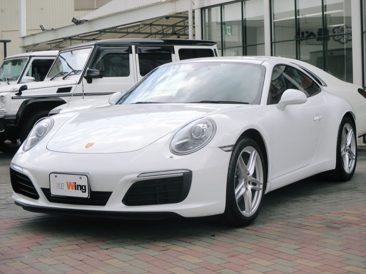 Buy Import Porsche 911 2017 To Kenya From Japan Auction