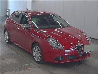 buy import alfa romeo giulietta 2013 to kenya from japan auction rh carimports co ke Alfa Romeo 4C Jaguar Cars