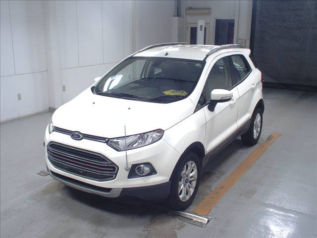 Ford Ford Auction >> Buy Import Ford Ford Ecosport 2014 To Kenya From Japan Auction