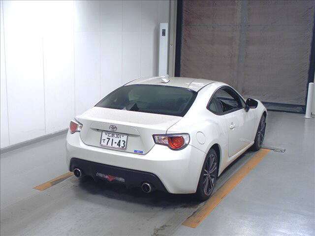 Buy Import Toyota 86 2012 To Kenya From Japan Auction