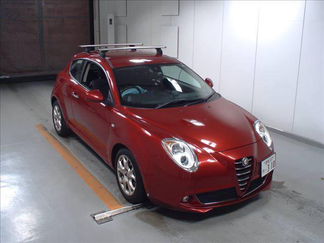buy import alfaromeo alfa romeo mito 2011 to kenya from japan auction rh carimports co ke Alfa Romeo Stelvio Alfa Romeo 4C