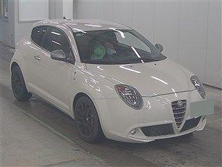 buy import alfa romeo mito 2011 to kenya from japan auction rh carimports co ke Alfa Romeo Giulia Classic Alfa Romeo
