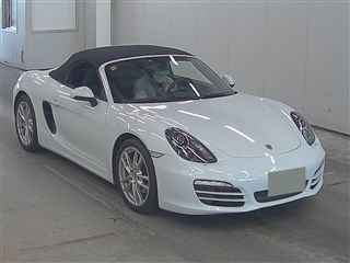 Import and buy PORSCHE BOXSTER 2013 from Japan to Nairobi, Kenya