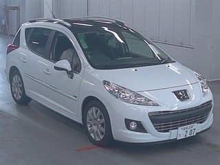 buy import peugeot 207 2012 to kenya from japan auction rh carimports co ke