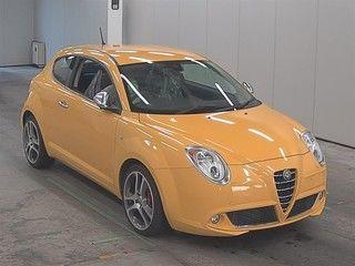 buy import alfa romeo mito 2010 to kenya from japan auction rh carimports co ke Alfa Romeo 4C Classic Alfa Romeo