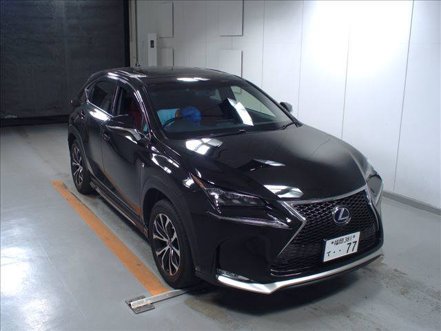 Buy/import LEXUS NX (2014) to Kenya from Japan auction