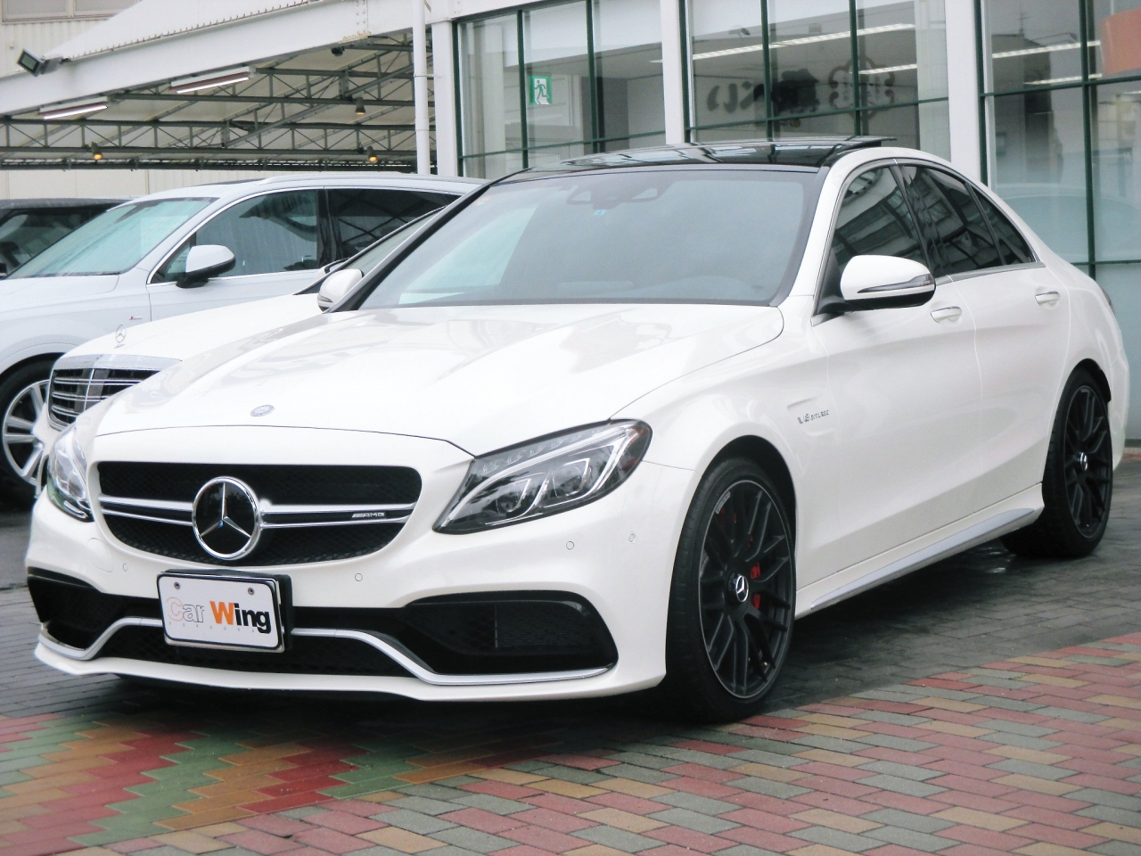 Import and buy AMG OTHER 2016 from Japan to Nairobi, Kenya