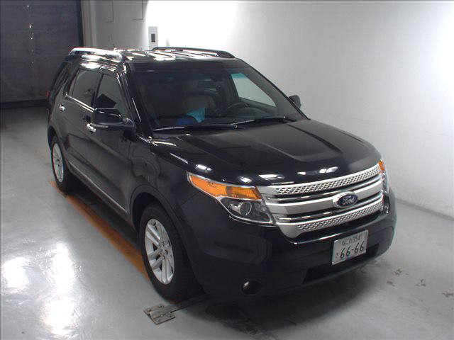 Would You Like To Import A Genuine Quality Ford Ford Explorer  Direct From Auction In Japan