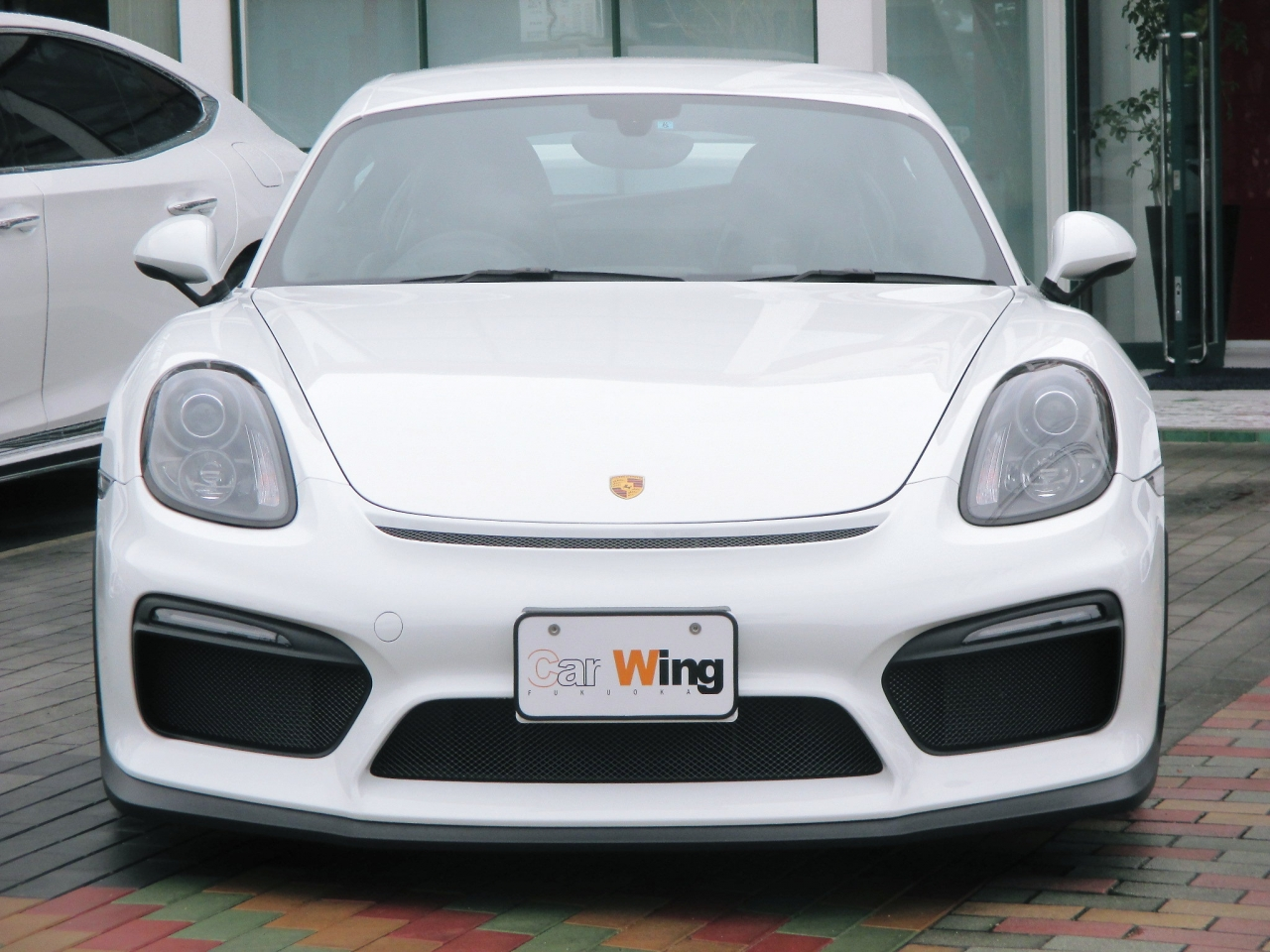 Import and buy PORSCHE CAYMAN 2016 from Japan to Nairobi, Kenya