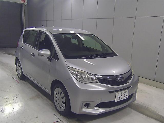 Import and buy SUBARU TREZIA 2014 from Japan to Nairobi, Kenya
