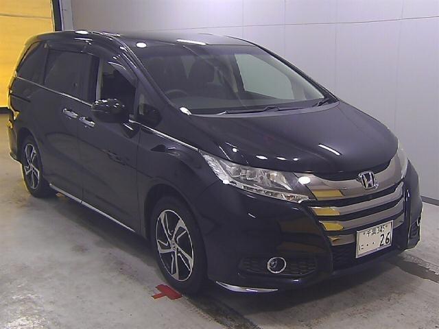 Import and buy HONDA ODYSSEY 2014 from Japan to Nairobi, Kenya