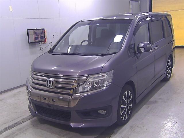 Import and buy HONDA STEP WAGON 2014 from Japan to Nairobi, Kenya