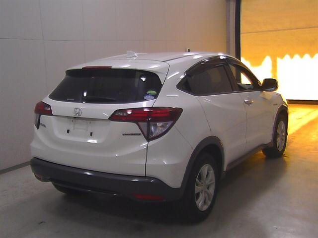 Import and buy HONDA VEZEL 2016 from Japan to Nairobi, Kenya