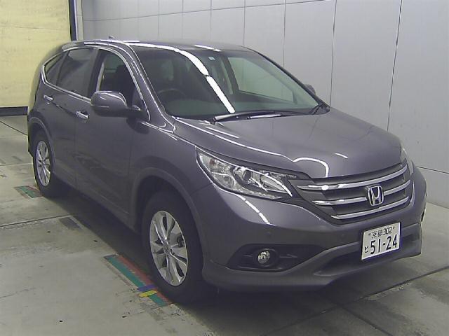 Import and buy HONDA CR-V 2014 from Japan to Nairobi, Kenya