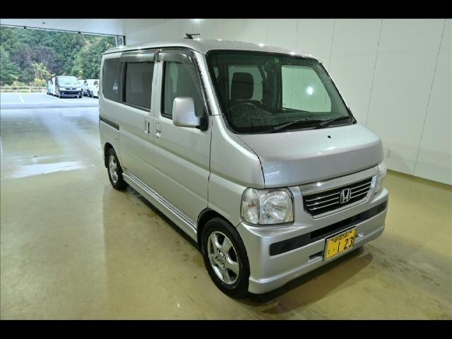 Import and buy HONDA VAMOS 2014 from Japan to Nairobi, Kenya