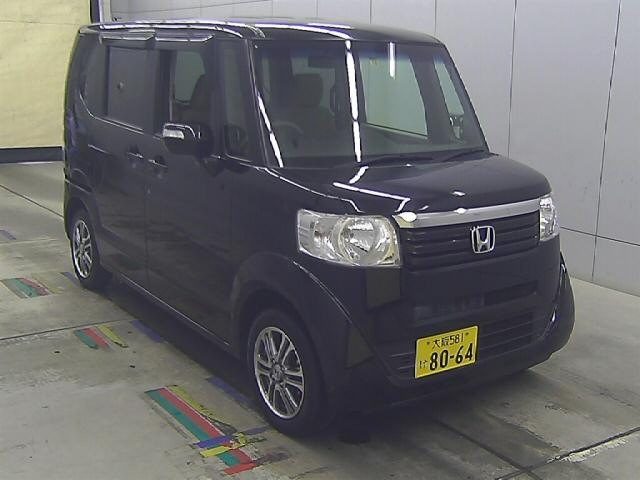 Import and buy HONDA N BOX 2014 from Japan to Nairobi, Kenya