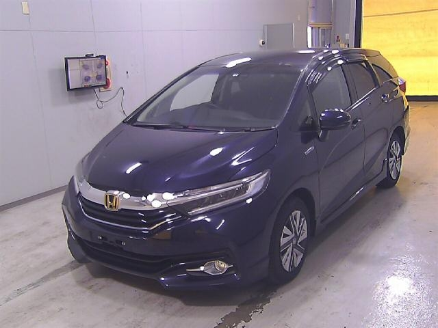 Import and buy HONDA SHUTTLE 2016 from Japan to Nairobi, Kenya