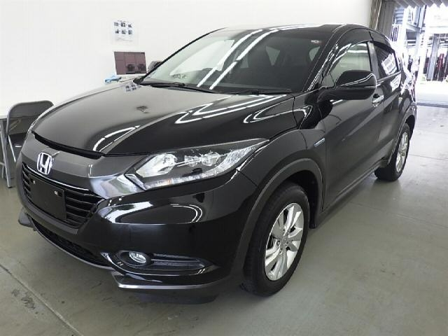 Import and buy HONDA VEZEL 2015 from Japan to Nairobi, Kenya